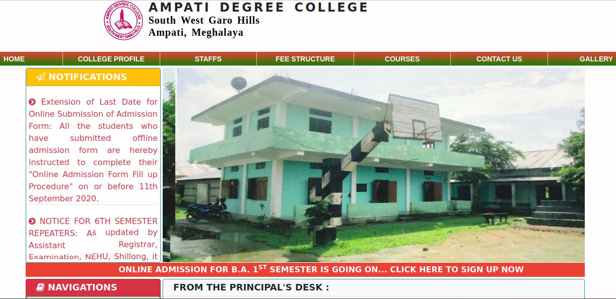 Ampati Degree College