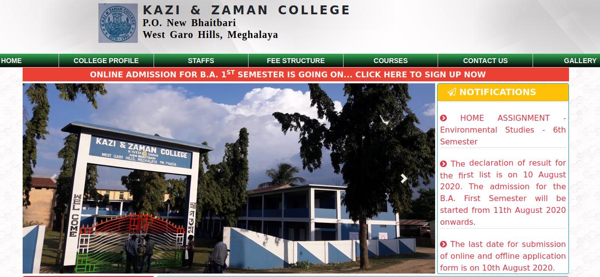 Kazi & Zaman College