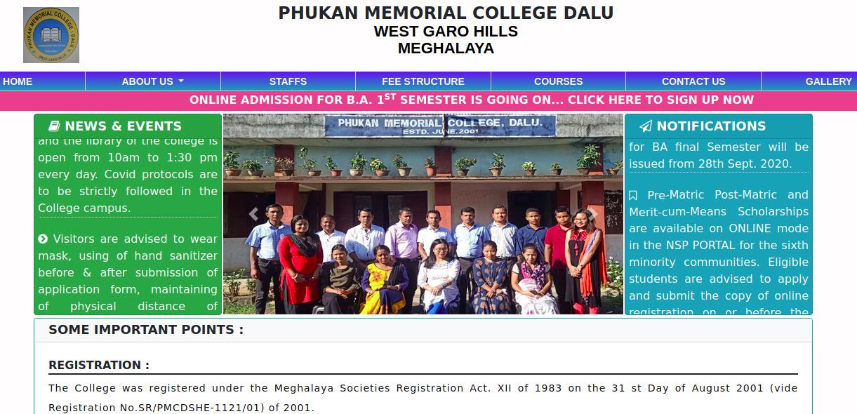 Phukan Memorial College